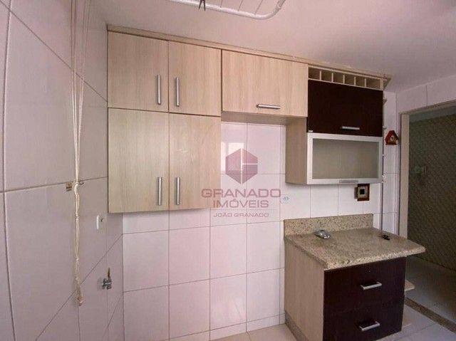 Apartamento com 3 dormitórios para alugar, 48 m² por R$ 700,00/mês - Vila Nova - Maringá/P - Foto 4