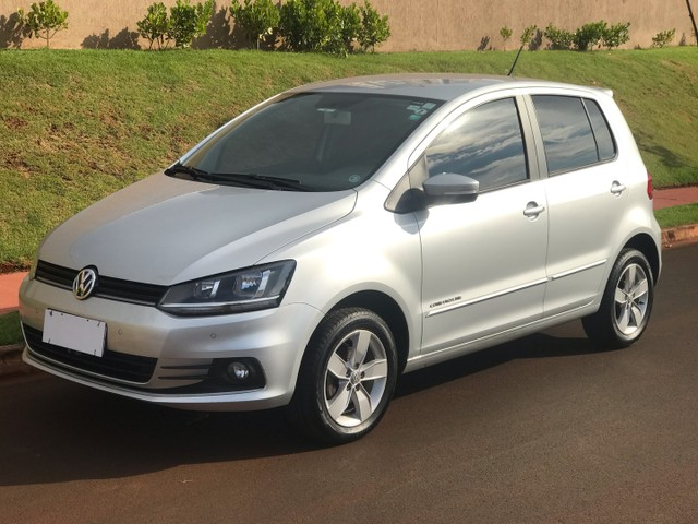 VW Fox Comfortline 1.6 Msi 2018