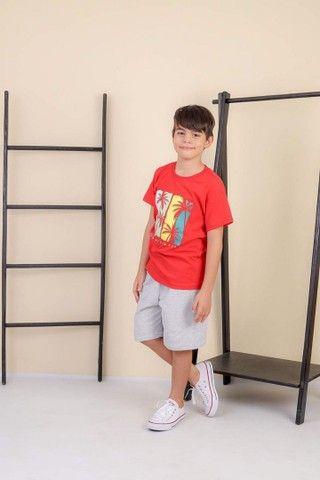Atacado de roupas dos conjuntos juvenil  - Foto 4