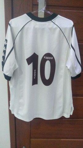 Camisa do Vasco Campeão do Torneio Rio/SP 1999 - Foto 2