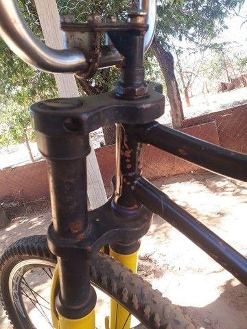 Verde se uma bicicleta  monak - Foto 5