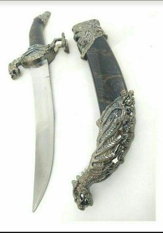 Espada dragão chinês - Foto 2