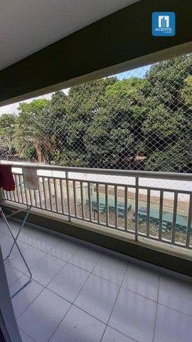 Apartamento para alugar, 57 m² por R$ 1.400,00/mês - Turu - São José de Ribamar/MA