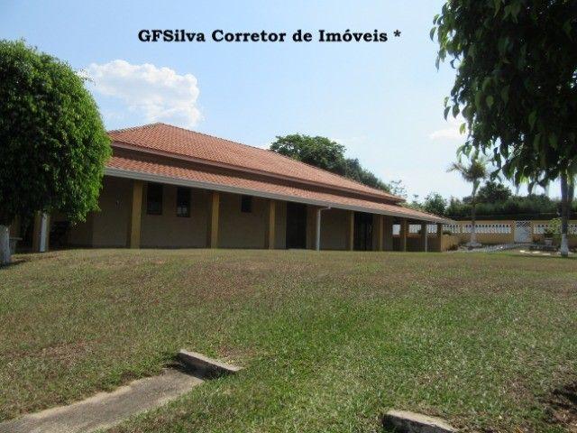 Chácara 1.500 m2 Condominio Fechado Casa 3 dorm. píscina Ref. 453 Silva Corretor - Foto 5