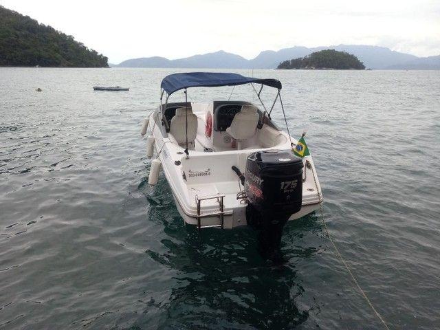 Alugo lancha(ilha grande, lagoa azul) - Foto 5
