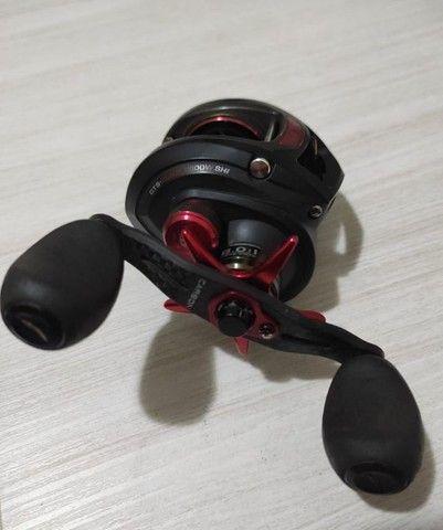 Carretilha GTS-BLACK WIDOW-SHI - Foto 2
