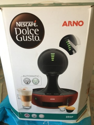 Cafeteira Dolce Gusto Nescafé