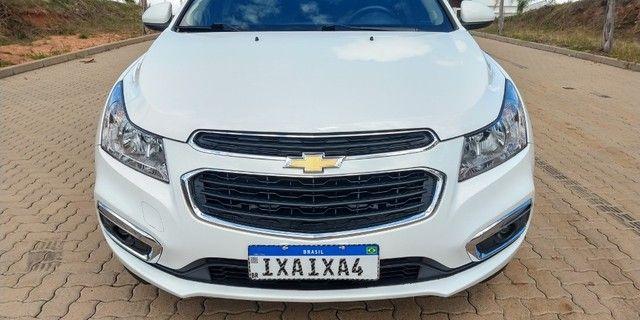 GM Cruze Sport 6 Hatch 2015 couro automático IPVA 2021 pago - Foto 10