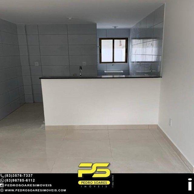 Apartamento com 2 dormitórios à venda, 50 m² por R$ 195.000 - Bancários - João Pessoa/PB - Foto 9