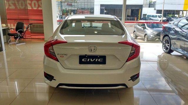 Honda Civic 2.0 LX CVT 4p. Flex - Foto 5