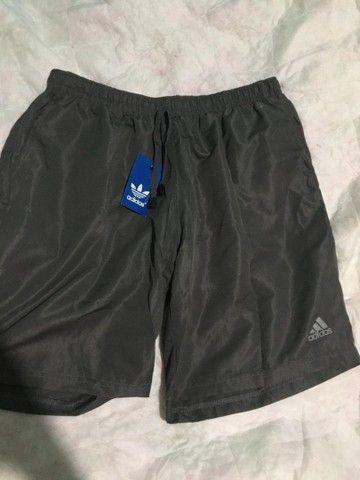 Tênis Nike 41-42 zoom Mamba Focus kobe Bryant cor rara+Bermuda Adidas poliéster  - Foto 6