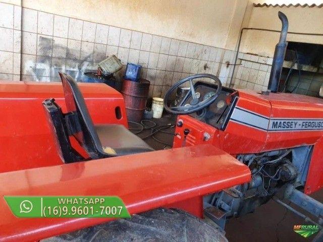 Trator Massey Ferguson 235 4x2 ano 79 - Foto 4
