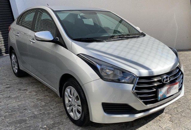 Hyundai HB20S 1.6 Comfort Plus 2018