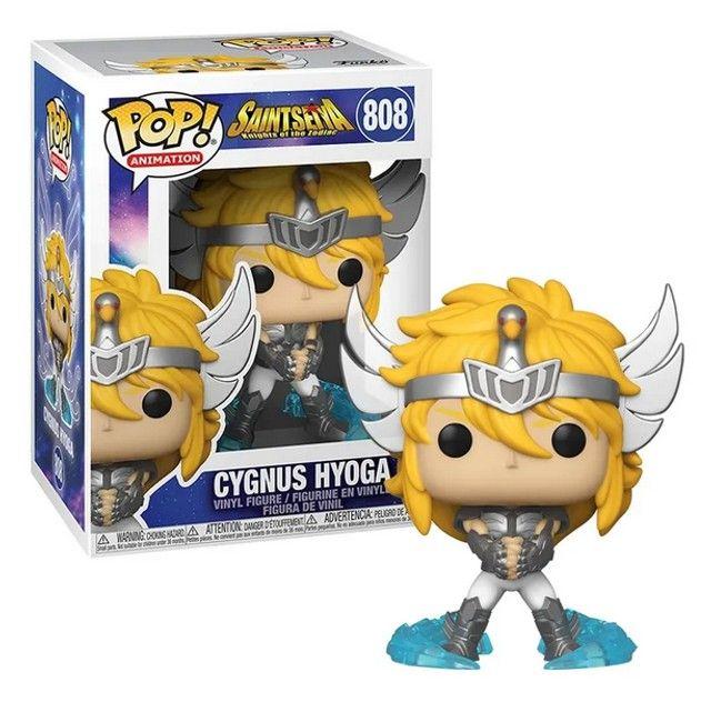 Funko Pop Saint Seiya Cavaleiros Do Zodiaco Cygnus Hyoga 808
