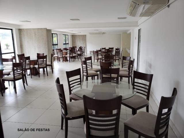 Rio Arauá* - Cabo Branco - 01 por andar - Andar alto - 220 m² - 04 stes + DCE - Ambientado - Foto 5