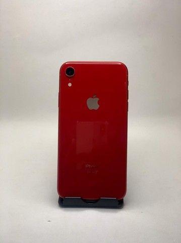 iPhone XR 64gb Vermelho Vitrine - Foto 6