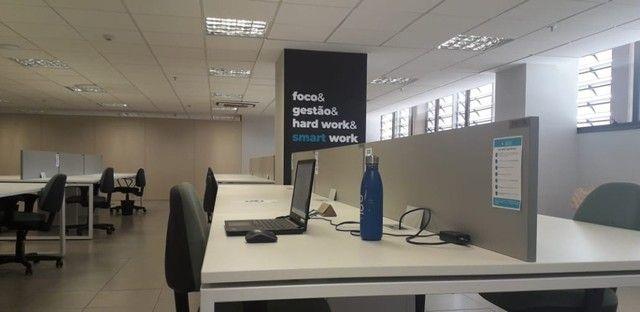Sala para reunião e posição de coworking - Foto 4