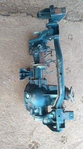 Diferencial Dianteira Pajero TR-4 Para Retirada Da Peça - Foto 4
