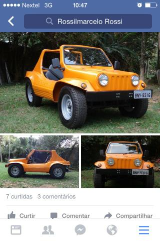 BUGGY CROSSOVER</H3><P CLASS= TEXT DETAIL-SPECIFIC MT5PX > 99.999 KM | CÂMBIO: MANUAL | GASOLINA</P>