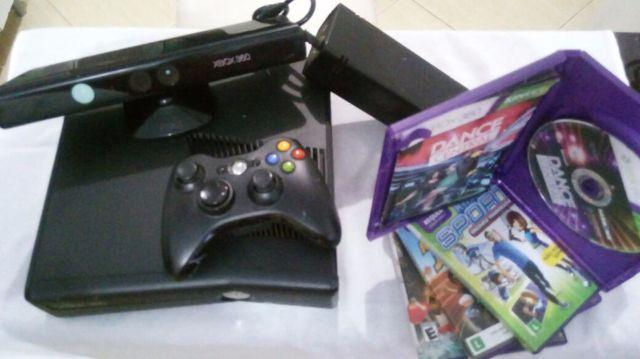 XBox 360 Kinect (Completo)