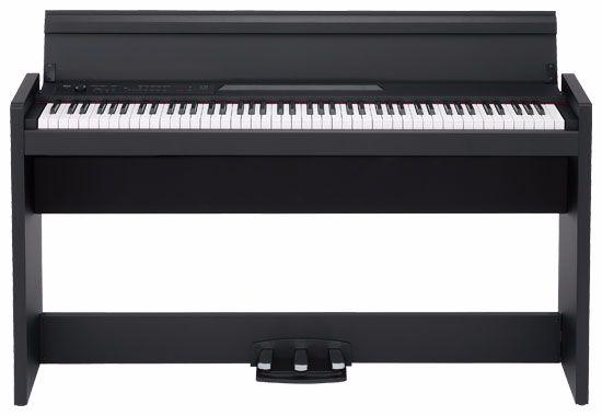 Piano Digital LP380 BK Korg 88 teclas