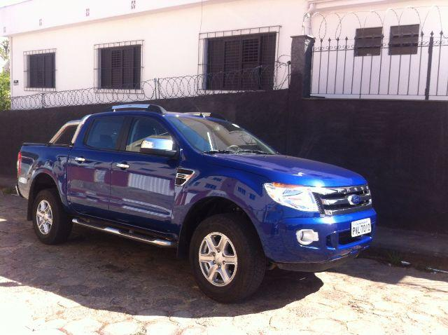 Ford Ranger xlt flex 2015