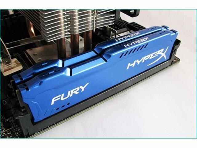 Kingston HyperX Fury DDR3 (1600 Mhz) 4GB azul