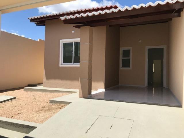 Casas com 8m largura 3 quartos documentacao inclusa Maracanau
