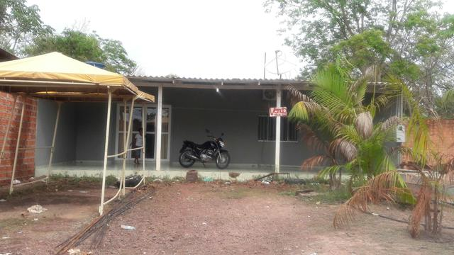 Casa no bairro do Goiabal