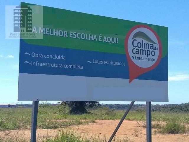Terreno residencial à venda, Campinho da Serra I, Serra