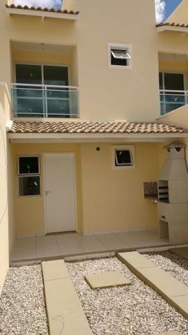 Casas duplex com 3 quartos documentacao inclusa no Maracanau