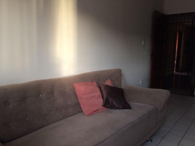 A fag on the sofa