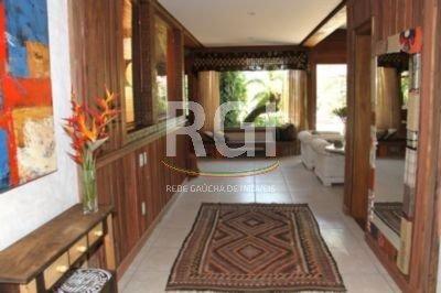 Casa de condomínio à venda com 5 dormitórios em Belém novo, Porto alegre cod:FE3243 - Foto 6
