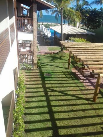Itacimirim Village 4/4 e 3/4 suite, na praia varandão vistão mar.mobiliado - Foto 17