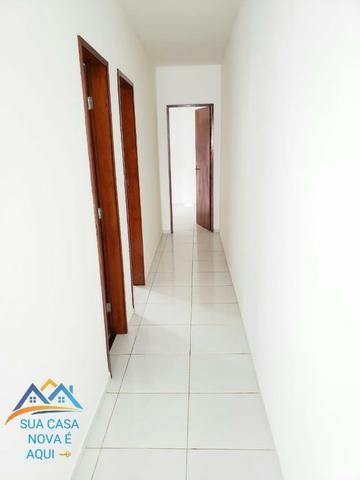 Casas com 2 quartos, suíte com 87m² de área construída na melhor localização do Pedras - Foto 5