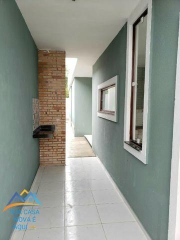 Casas com 2 quartos, suíte com 87m² de área construída na melhor localização do Pedras - Foto 10
