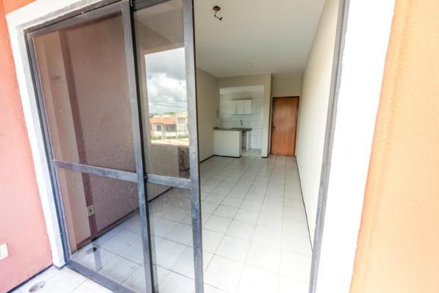 Apartamento 3 quartos na Maraponga - piscina, salão de festas, playground - Foto 10