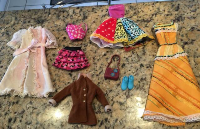 Acessórios de Barbie
