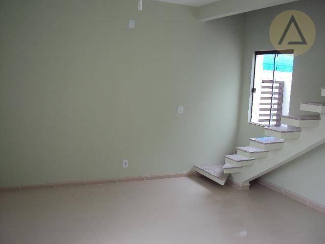 Atlântica imóveis tem casa tríplex para venda/locação no bairro Cidade Praiana em Rio das  - Foto 14