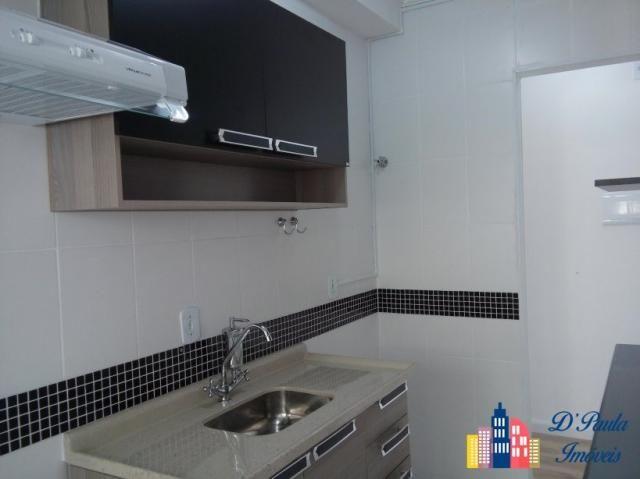 AP00414 - Ótimo Apartamento no Condomínio Residencial Marselha. - Foto 2