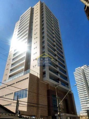 Apartamento à venda com 2 dormitórios em Canto do forte, Praia grande cod:ME725