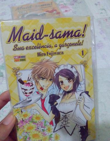 Mangás Maid-Sama 1 ao 8 + 11