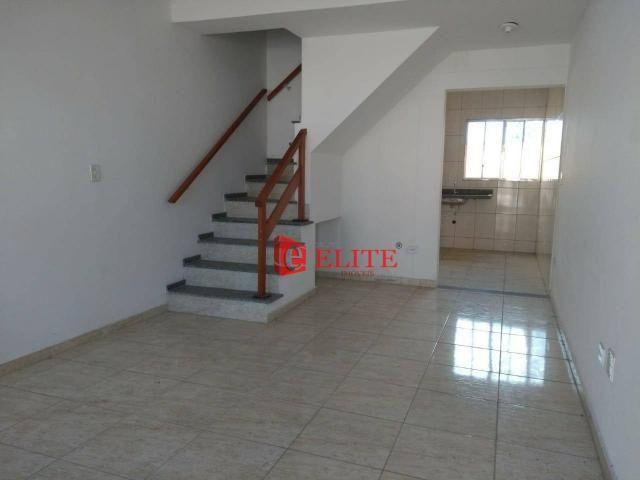 Sobrado com 2 dormitórios à venda, 90 m² por r$ 180.000,00 - jardim jacinto - jacareí/sp