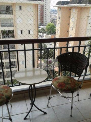 Apartamento residencial à venda, conjunto residencial irai, suzano. - Foto 10