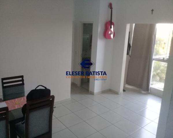 Apartamento à venda com 2 dormitórios em Condomínio sevilha, Serra cod:AP00188