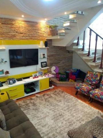 Sobrado com 3 dormitórios à venda, 160 m² - Jardim Imperador - Suzano/SP - Foto 18