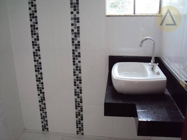 Atlântica imóveis tem casa tríplex para venda/locação no bairro Cidade Praiana em Rio das  - Foto 18