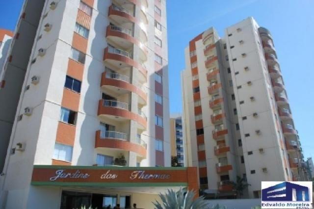 Apartamento 1 quarto para temporada em caldas novas, jardins das thermas, 1 dormitório, 1 - Foto 2