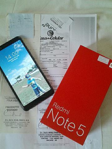 Vendo Celular Xiaomi Redmi Not5 - Foto 4