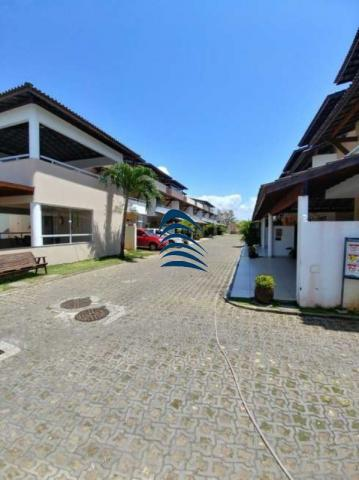 Casa de condomínio à venda com 3 dormitórios em Stella maris, Salvador cod:NL1053G - Foto 17
